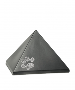 Pet urns   Color:  anthracite  pyramide